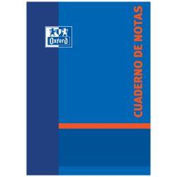 OXFORD SCHOOL ESPECIALIDADES PROFESOR Cuaderno de Notas Tapa Blanda A4 22 Hojas Naranja y Azul