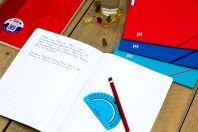 OXFORD SCHOOL CLASSIC A4+ Tapa Extradura Europeanbook 1 5x5 80 Hojas VERDE MANZANA SCRIBZEE