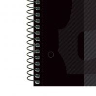 OXFORD SCHOOL CLASSIC A4+ Tapa Extradura Europeanbook 1 1 Línea 80 Hojas NEGRO SCRIBZEE