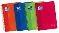OXFORD SCHOOL CLASSIC A4+ Tapa Extradura Europeanbook 5 50% HOJAS GRATIS 1 LÍNEA 120 Hojas colores surtidos SCRIBZEE