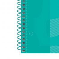 OXFORD SCHOOL CLASSIC A4+ Tapa Extradura Europeanbook 1 1 Línea 80 Hojas ICE MINT SCRIBZEE