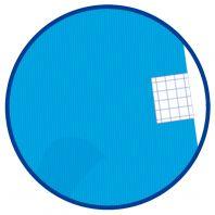 OXFORD SCHOOL CLASSIC Fº Tapa de plástico cuaderno espiral 4x4 con margen 80 Hojas FUCSIA