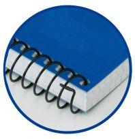 OXFORD SCHOOL CLASSIC Fº Tapa de plástico cuaderno espiral 4x4 con margen 80 Hojas LIMA