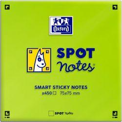 OXFORD Spot Notes 7,5x7,5 cm notas adhesivas Liso 450 Hojas colores surtidos compatible con SCRIBZEE®