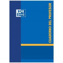 Oxford Especialidades Cuaderno del Profesor A4 tapa blanda grapado  128 páginas Castellano Azul Scribzee