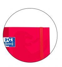 Oxford Classic A4+ Europeanbinder Rojo Lomo 45mm 4Dx35 con Recambio 5 5x5