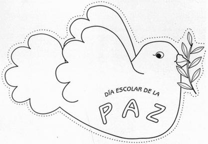 Celebra El Día De La Paz Con Tus Alumnos El Aula De Papel