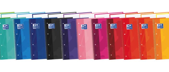 Descubre nuestra nueva gama de colores de europeanbook 1 y for Gama de colores vivos