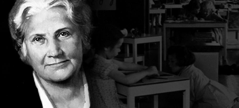 Quién Fue Maria Montessori El Aula De Papel Oxford