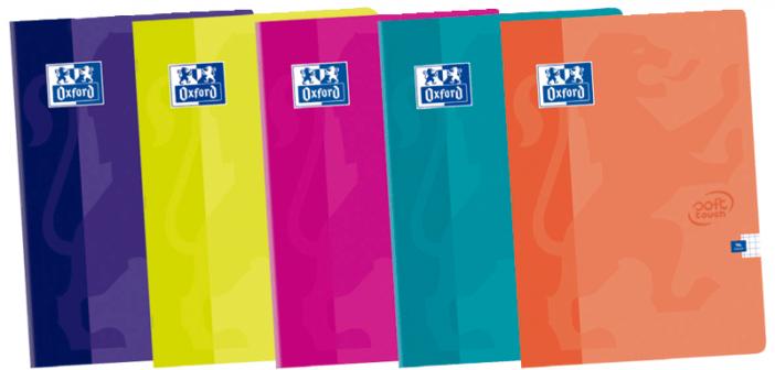 Cuadernos Oxford Soft Touch
