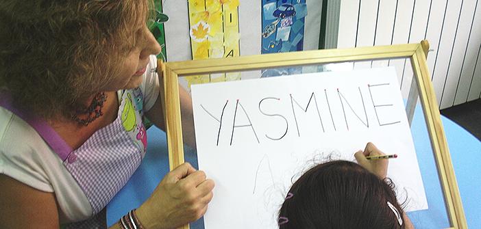 """""""Nunca se ha  planteado, en educación,  la comprensión del grafismo escrito"""""""