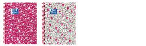 Cuaderno A5 Floral