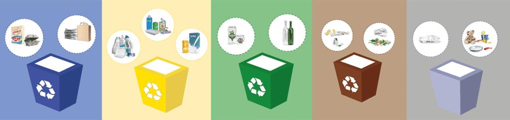 Reciclaje-colores